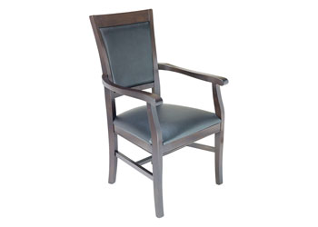 Arm chair for healthcare